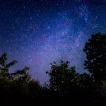 東京(奥多摩)でも数え切れないほどの星がキラメク星空が見れた!